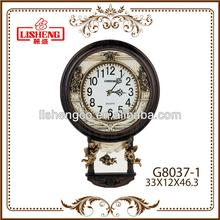 G8037-1 Outstanding Plastics recording photo frame with clock