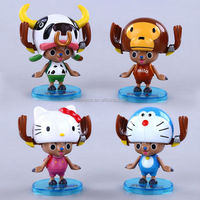 Fashion Anime Action Figure Mini One Piece Chopper Figure (price for 1pc) box packing Wholesale Cos New Hot