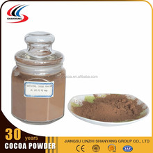 Manufacture high quality PH5.0-5.6natural cocoa powder brands suppliers