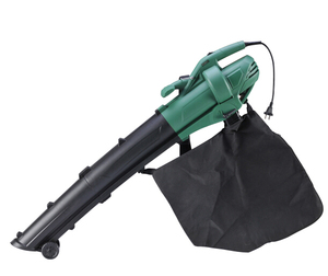 3 in 1 Function power garden tools Backpack electric Leaf Vacuum Blower
