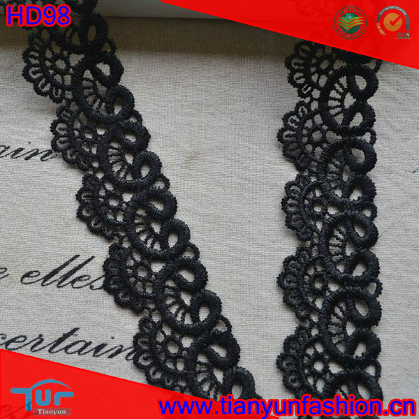 Black water soluble lace for mother of the bride lace dresses with jacket