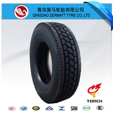 Quick delivery wheels and tires for trucks 265/70R19.5