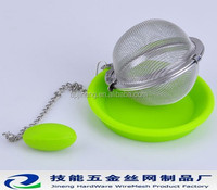 wire mesh stainless steel tea balls