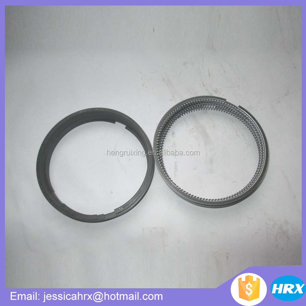 Forklift engine parts for Mazda FE engine piston ring set