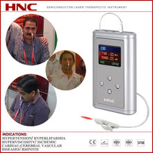 Factory cold laser for tinnitus treatment, ear infection, otitis media and high blood pressure, high blood fat