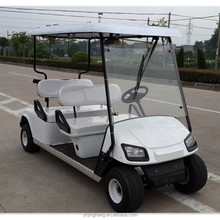 4 seater electric golf cart Special type of Chinese cheap used