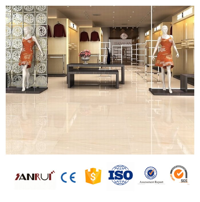 Glazed floor porcelain tile marble Crystal floor Tiles Price in India