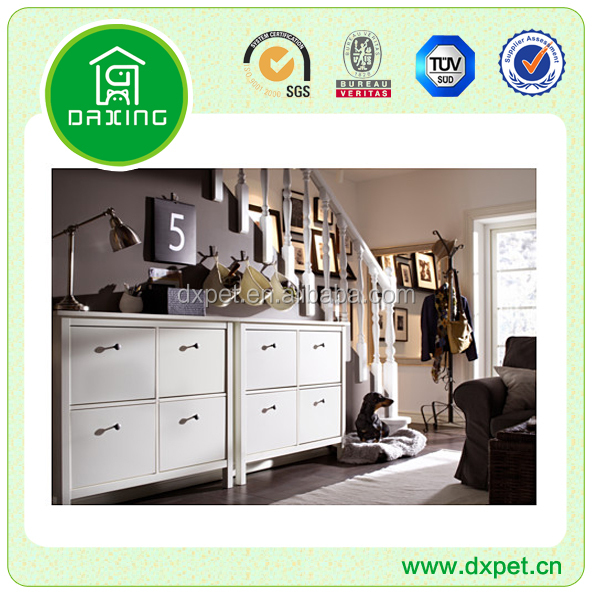 Best quality hot sale wooden or mdf ready assembled shoe cabinet