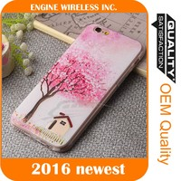 cell phone case printing machine beauty case for iphone4 case