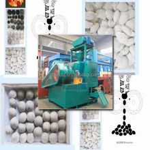 Lime powder briquette making machine (0086-371-69576958)