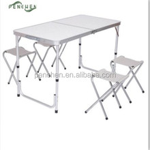 Outdoor Dining Beer Garden Table Folding Table With Chair