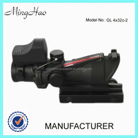 GL 4x32c-2 tactical rifle scope for hunting holographic sight