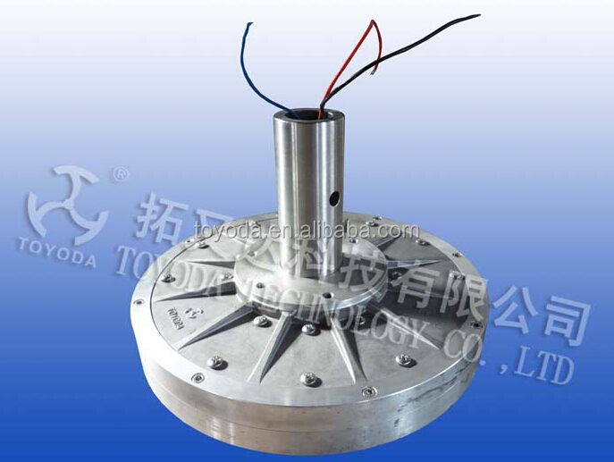 core-less PM vertical axis small wind generator
