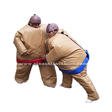 Outdoor adults inflatable wrestling sumo suits FOR SALE made in China inflatable factory