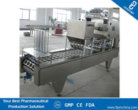 China Manufacture Water Plastic Cup Filling Sealing Machine/Automatic Water Cup Packing Equipment
