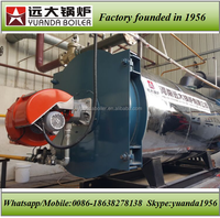 High automation gas oil fired thermic fluid heater,thermal oil boiler,thermal oil heater