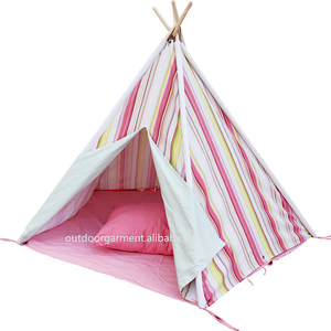 TP38 Zhejiang Tulip Kids Toys Indoor indian Tent Lovely Play House tent for kids