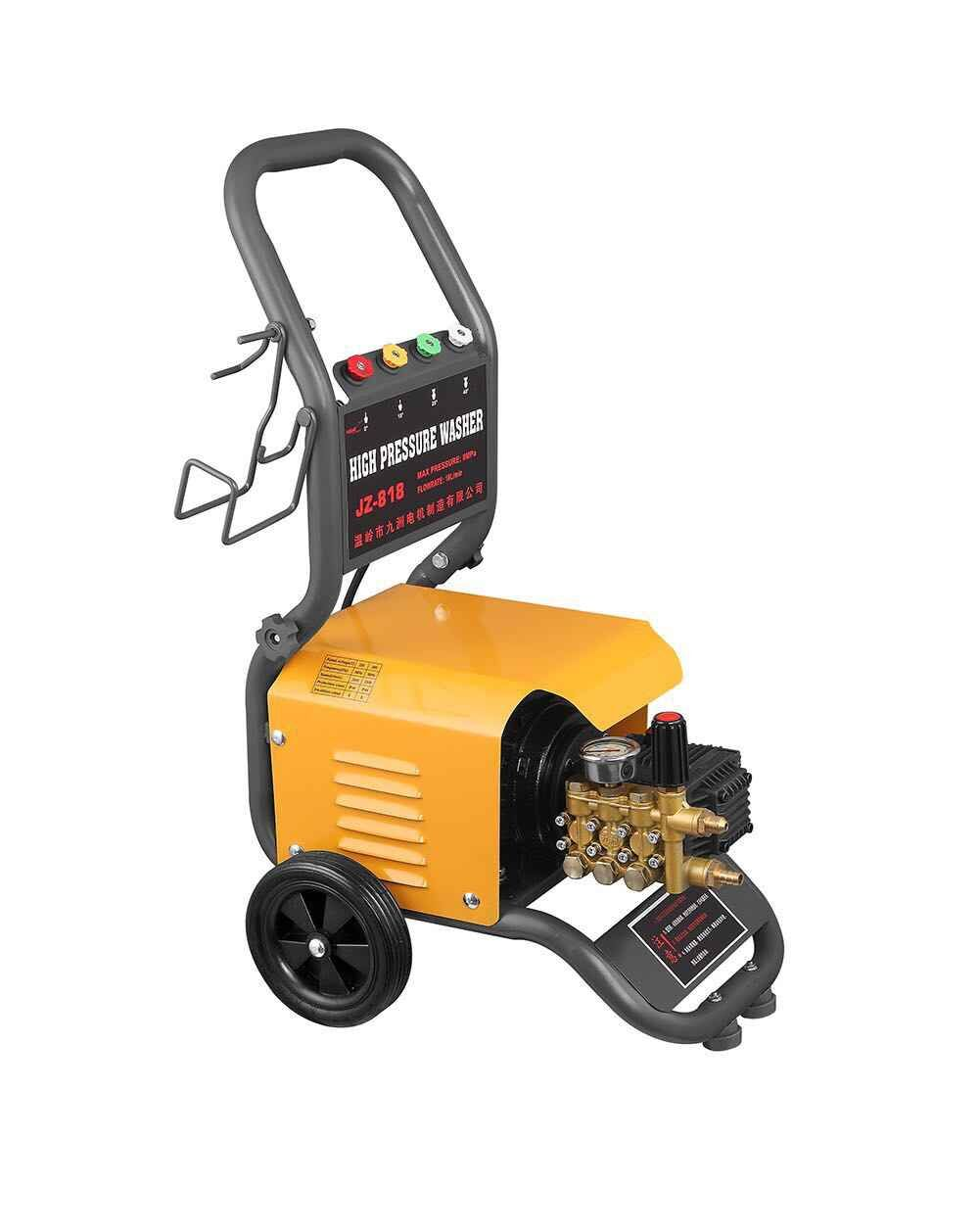 JZ818 household professional high pressure washer