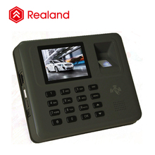 Realand Free SDK Fingerprint Time Attendance Biometric Time Clocks And Systems Most Popular