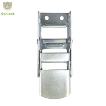 GL-15224 Galvanised Steel Over Centre Truck Curtain Buckle