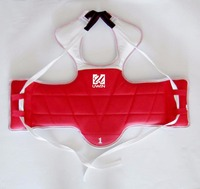 High quality martial arts training equipment/WTF approved Taekwondo Protectors, TKD body protector