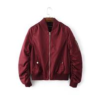 Fashion Army Flight Life Military Lady Winter Jacket