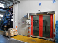 Rapid Rolling Door Romote Control High Speed Door Equipment Type