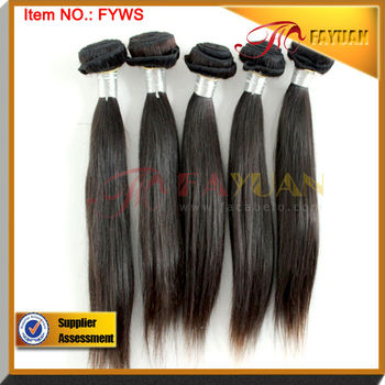 2015 hot selling best quality 100% remy virgin brazilian Human Hair