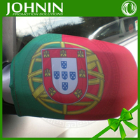 Hot Selling Spandex Polyester Custom All Countries Car Side Mirror Cover