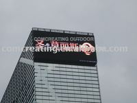 hd LED display / mobile phone touch screen / outdoor full color LED display screens