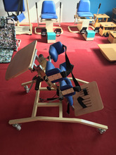 Children standing frame rehabilitation equipment