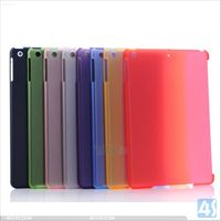 frosted transparent matte skin back cover case for Apple ipad air hard case