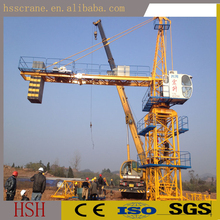 f0 23b tower crane with light uesd in the restricted job site tower crane for sale