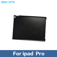 "SIKAI New Arrival PC Hardness Protector Back case for iPad Pro 12.9"" Back Cover For iPad Pro 12.9inch"