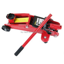 Auto hydraulic mechanical car jack with CE