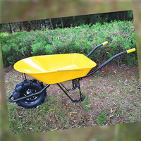Popular Construction Tools Iron Wheelbarrow with customer requirements (WB7200)