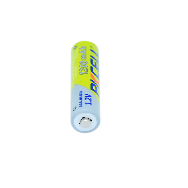 Trade Assurance AAA rechargeable battery NI-MH 1.2v 1200mAh With new package