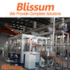 High effficency water element (water machine)lines / A complete line of pure water filling projects from Jiangsu Blissum
