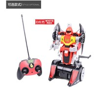 Airplaying 2.4G remote trans robot toy car deformation robot toys
