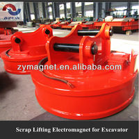 Lifting Magnet Used for Excavator Series MW5