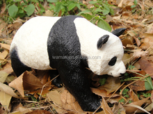 miniature toy plastic zoo wild Animal figurines panda