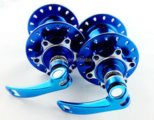 WZ-A296 MTB bike hubs / China factory wholesale alloy bicycle hubs / MTB bike hubs with disc mount