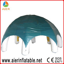 advertising tent for sale green inflatable spider tent