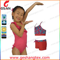 One Piece custom kids bathing suits