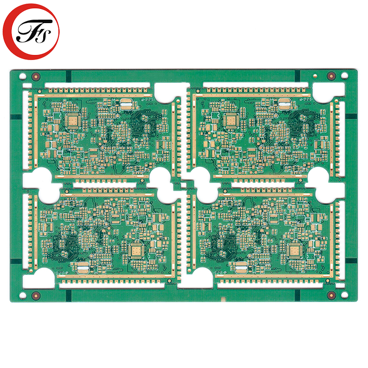 Customized Car Device Radio Fm Circuit Board <strong>Pcb</strong> Factory