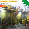 20 tons small refining machine used mini fish peanut olive sesame coconut cotton sunflower soya palm edible oil refinery plant