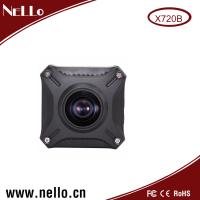 CE certificate user manual 360 panormic view action camera 30M waterproof and wifi action camera hd