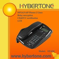 Supported VPN VoIP Phone