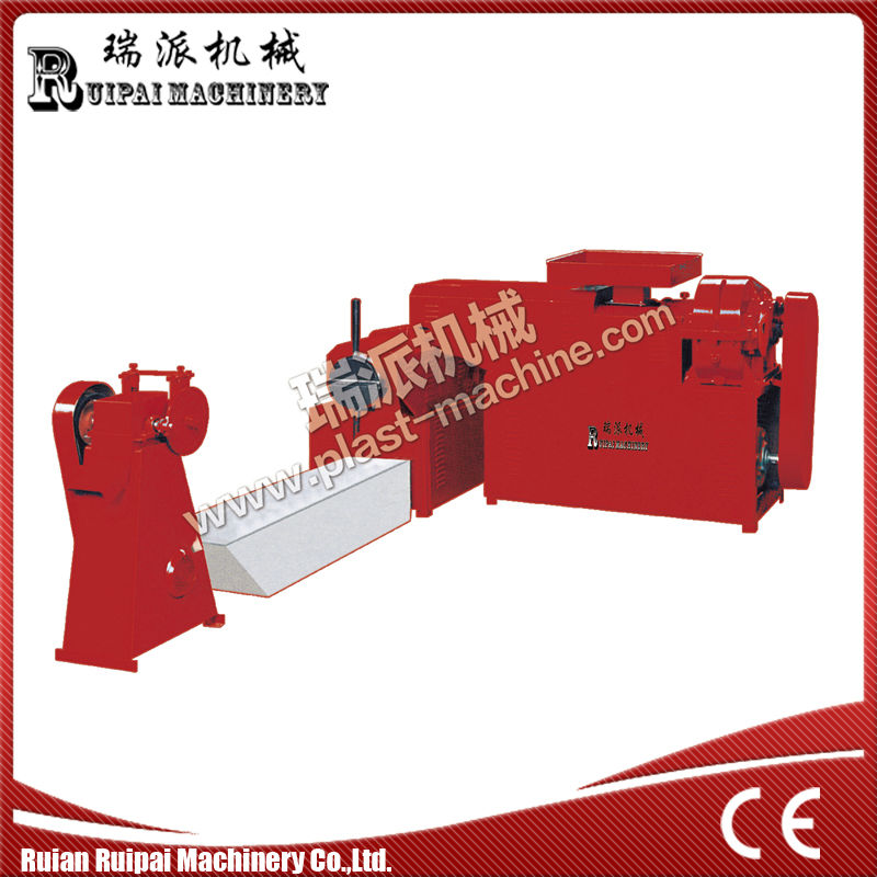SJ-90/120 waste recycling small plastic products making machine