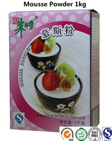 Japanese Food Mousse Powder Factory Price for mousse cake 1kg